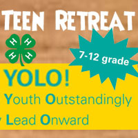 4-H Teen Retreat
