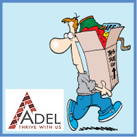 Adel Spring Cleaning
