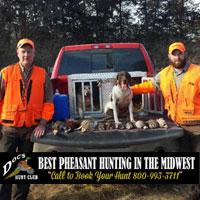 Docs Hunt Club - Adel Iowa