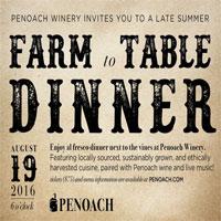 Penoach Farm to Table