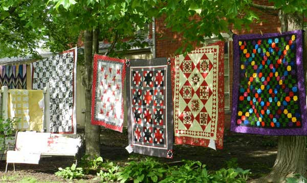 Adel Quilting Outdoor Show