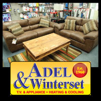 Adel Winterset TV and Appliance Inventory Reduction Sale