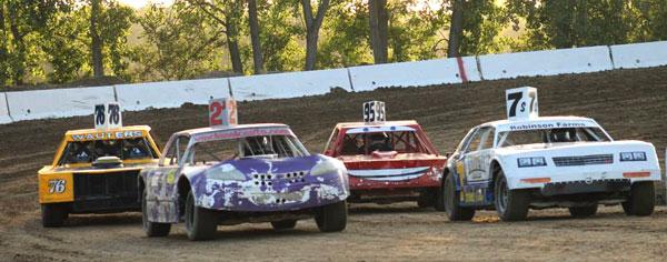 Dallas County Figure 8 Races