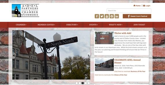 Adel Partners Website
