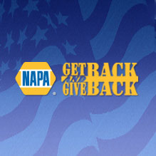 Adel Auto Parts and NAPA___s Get Back and Give Back Intrepid Fallen Heroes Fundraising Event_