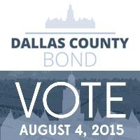2015 Dallas County Bond Vote