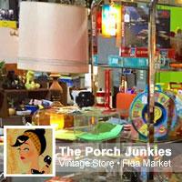 Porch Junkies - Modville Adel Iowa
