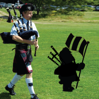 Terry Traveller Bagpipes