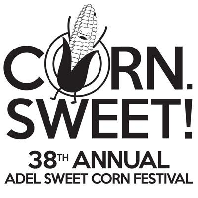 2017 Adel Sweet Corn Fest Logo