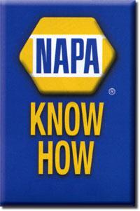 NAPA Know How Sale - Adel Auto Parts