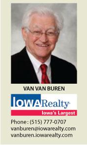 Van Van Buren Realtor