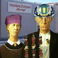 Rendezvous Lounge - Adel, Iowa