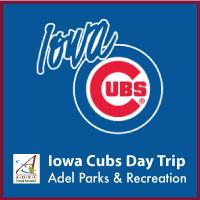Adel Parks Rec - Iowa Cubs Trip