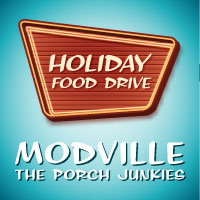 Modville Holiday Food Drive