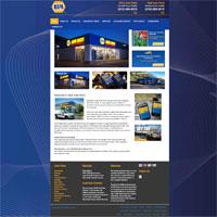 Adel Auto Parts Website