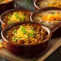 Chilli Potato Soup