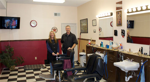 Town and Country Barbershop - Adel Iowa