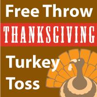 Adel Free-Throw Turkey Toss