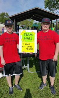 Team Hall Adel Iowa