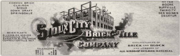 Sioux City Brick