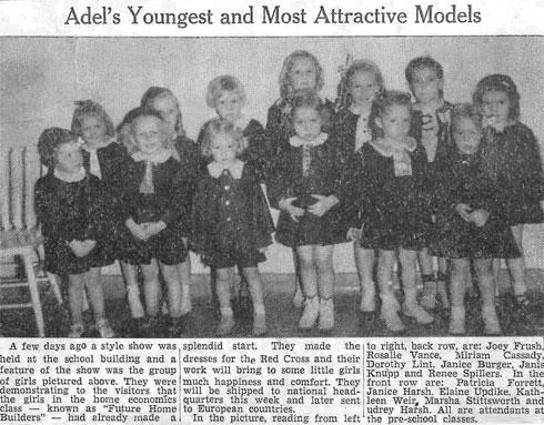 Adel Alumni - Adel Models