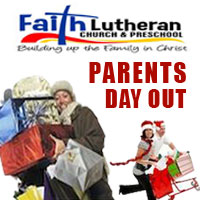Faith Lutheran Parents Day Out