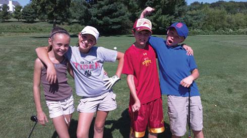 River Valley Golf Junior Clinics