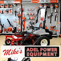 Mike's Adel Power Equipment