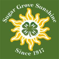 Sugar Grove Sunshine 4-H