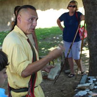 Adel UMC Cherokee Mission Trip