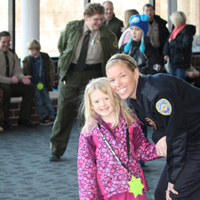 Shop With A Cop - Dallas County Iowa