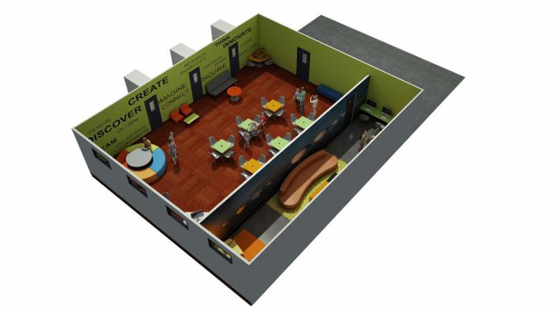 Classroom Design Models ~ Classroom d floor plan global darts