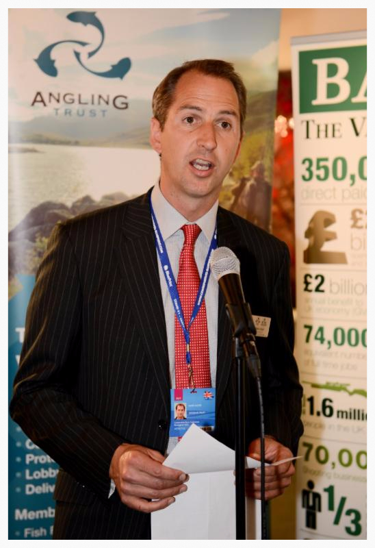 Mark Lloyd Angling Trust CEO