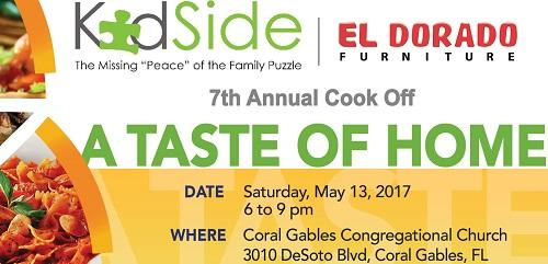 2017 KidSide Cook Off