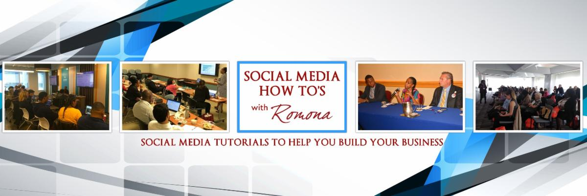 Social Media How To's banner