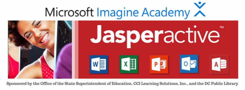 Microsoft Imagine Academy banner