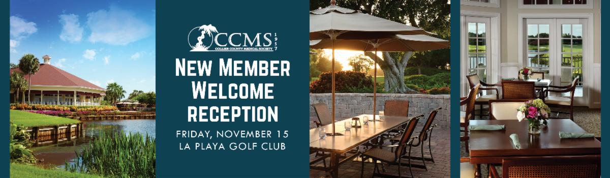 New Members Reception 2019