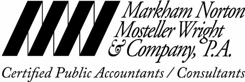 Markham Norton Mosteller Wright and Company PA