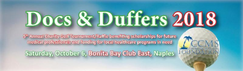 Foundation of CCMS Docs & Duffers 2018 Charity Golf Tournament