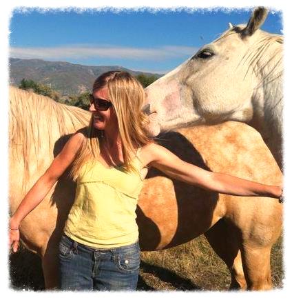 Erin & horses