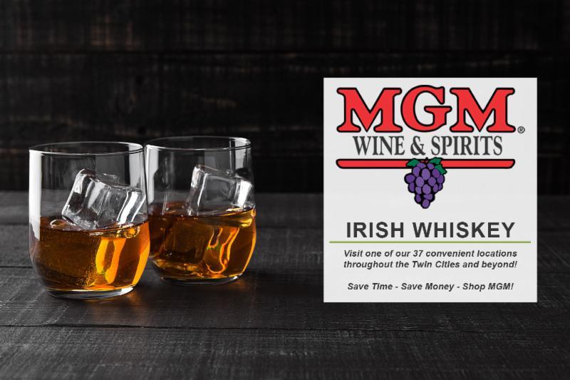 Irish Whiskey Hero