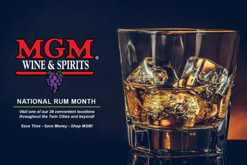 National Rum Month