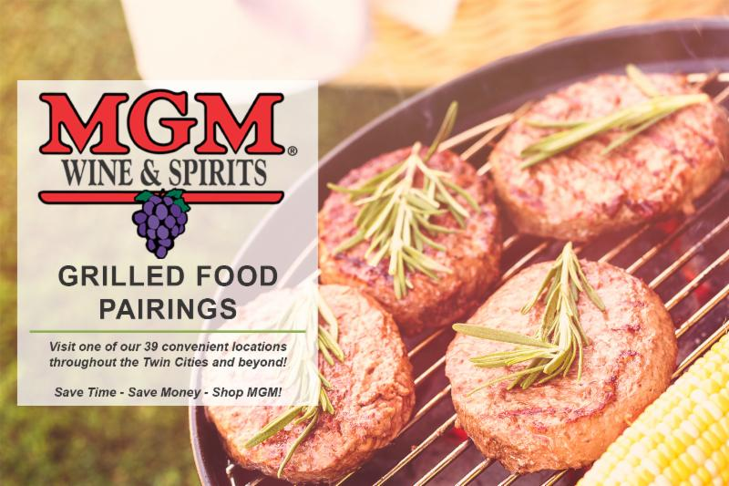 Grilled Food Pairings BBQ
