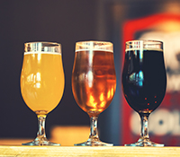 Craft Beer at Bar
