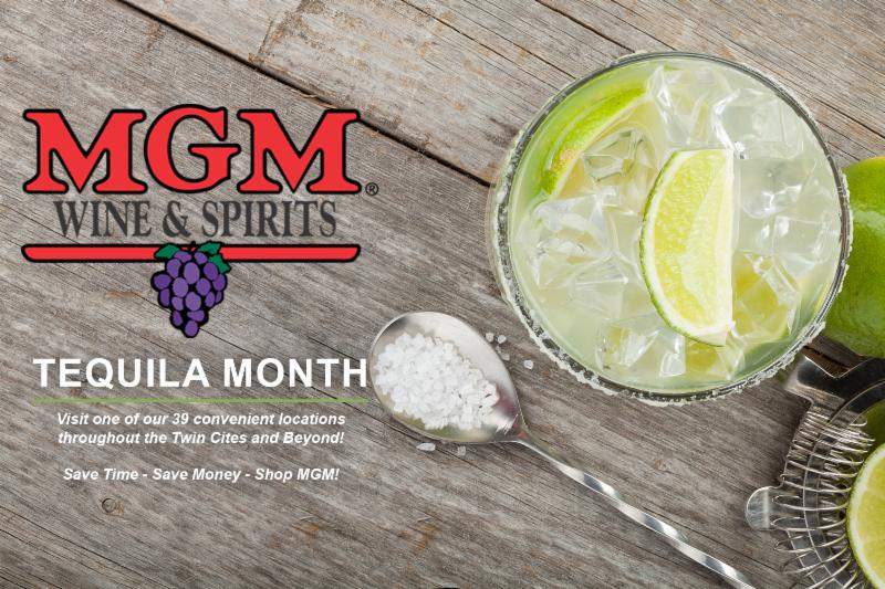 MGM Tequila Month Cinco de Mayo