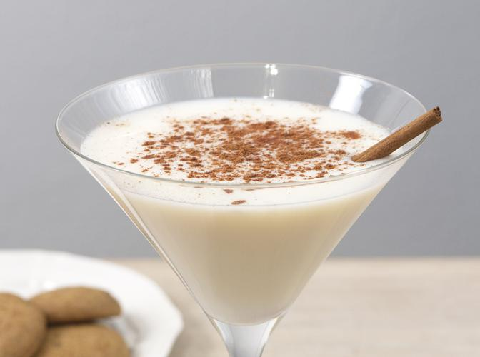 Snickerdoodle Martini