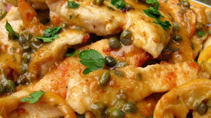 Chicken Picata