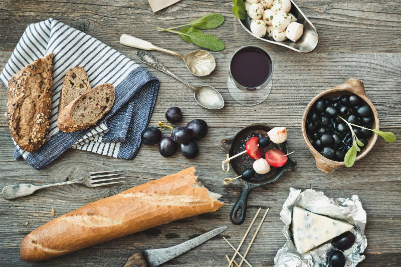 French Food Pairings