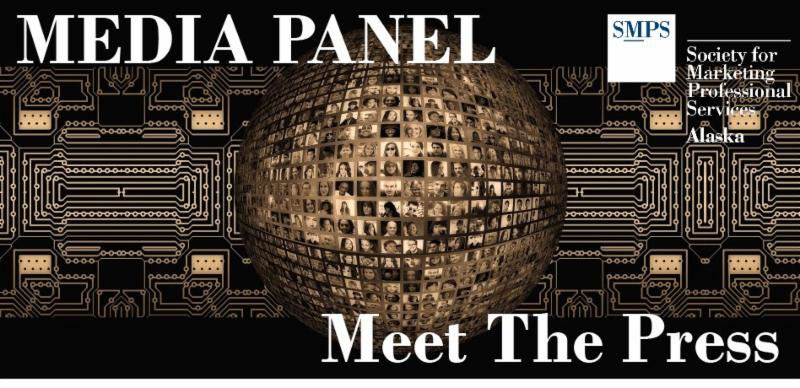 September Luncheon - Media Panel: Meet the Press @ Egan Center | Anchorage | Alaska | United States
