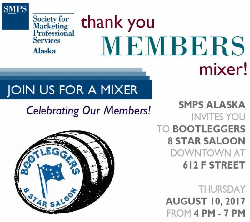 Members Mixer: Bootleggers 8 Star Saloon @ Bootleggers 8 Star Saloon | Anchorage | Alaska | United States
